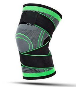 Outdoor Sports Basketball Knee Protector Elastic Running Knitted Mountaineering Protector