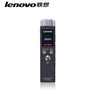 Wholesale Original lenovo B613 Micro Digital Voice Recorders Recording Pen Mp3 player Long Distance Noisere duction with HiFI for meeting