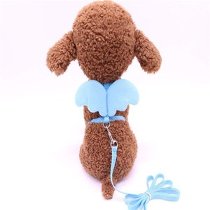 New Style Loveliness Pet Belt H-shaped Angel's Wings Chest And Back Rope Dog Chain Pet Supplies