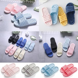 Wholesale Furnishing Slipper Rabbit Water Leakage Soft Non Slip Couple Home Shoes Bathroom Accessories Hot Sale rs E1