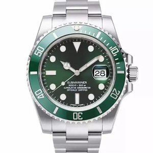 Men Luxury Watch Top Quality Men Watch Automatic Mechanical Watch 40mm 116610 Waterproof 30M Sapphire wristwatch