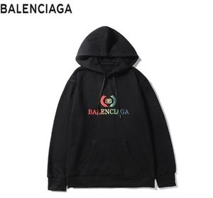 Wholesale Free post color wheat ears alphabet lock men and women tide brand casual wild high quality hooded clothes