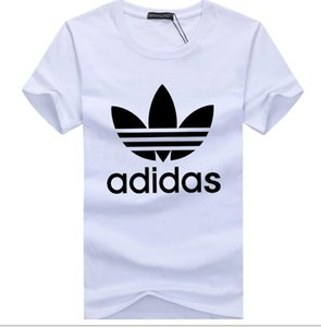 Wholesale Wholesale Europe and the United States in 2019 the latest fashion hip skateboard casual style summer T-shirt simple letters printed cotton c