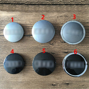 60mm 68mm 69mm gray black car Wheel Center Cap Hub Caps Car Rims Cover Badge for 4B0 601170   8D0 601170   4B0 601170A