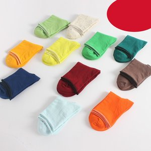 Wholesale Pregnant Woman Socks Cotton high quality new fashion wearproof soft Comfortable Month Children Combed Candy Color Maternal Women