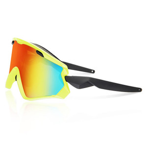 Wholesale Photochromic Cycling Sunlasses Lens Bike Goggles Racing MTB Cycling Eyewear Sunglasses Mirrored