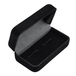 Wholesale Phenovo Cufflinks Box Gift Storage Case Cuff Links Holder Perfect Present Jewelry Packaging Stand for Men