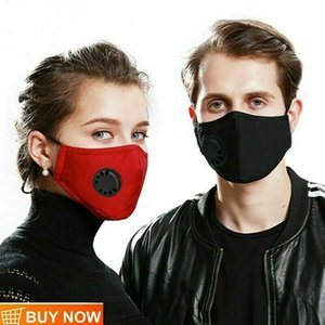 Wholesale DHL Ready to Ship PM2 Respirator Face Mask Brand New Mouth Dust Haze Anti Pollution Smoke Allergy