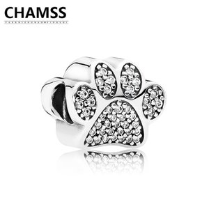 CHAMSS 2018 New791714CZ 925 Sterling Silve Bracelet Gifts Jewelry for Women