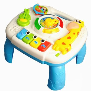 Wholesale Baby Toys Months Musical Games Table Educational M Toys For Baby Brinquedos Para Bebe Oyuncak Baby Boy Toys