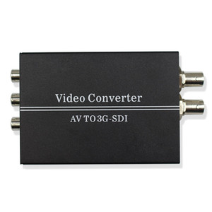 Wholesale hd sdi adapter for sale - Group buy AV to Full HD p G SDI Converter R L RCA CVBS to G HD SDI Adapter Converter for CRT HDTV Camera