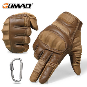Touch Screen Hard Knuckle Tactical Gloves Army Military Combat Airsoft Outdoor Climbing Shooting Paintball Full Finger Glove