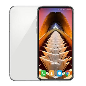Green Tag Sealed 6.5 Inch Goophone 11 Pro Max With Face ID wireless Charging WCDMA 3G Quad Core Ram 1GB ROM 4GB Camera 8.0MP Show 512GB 8GB