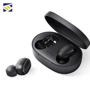 Wholesale Bluetooth Earphone TWS A6S Headphone Bluetooth Wireless Earbuds Life Waterproof Bluetooth Headset with Mic for all Smart Phone