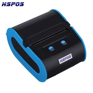 Wholesale large for printer resale online - Factory Supply Hot Sale Pos Mm Thermal Barcode Label Printer For Desktop Mobile Usage With Large Rechargable Battery HS PL83AI