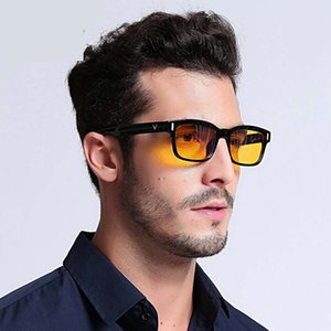 Blue Ray Computer Glasses Men Screen Radiation Eyewear Designer Office Gaming Blue Light Goggle UV Blocking Eye Spectacles