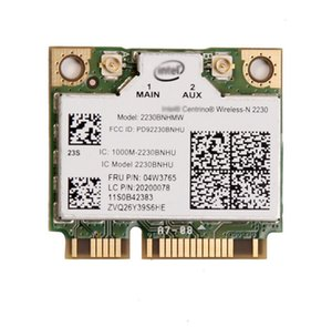 Wholesale Intel BNHMW Mbps Wifi Bluetooth Mini PCIe wifi Card W3765 for Y400 Y500 Y410P Y430P Y510P E330 E430 V480 V580
