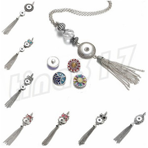 Wholesale Fashion owl tassel Necklace Pendant New Circular fringed Pendant Fashionable multi style fringed decorative pendant T9C0010