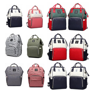 Wholesale diaper change organizer for sale - Group buy Mummy Diaper Bags Nappies Bag Organizer Maternity Backpacks Desinger Hangbags Fashion Nursing Bag Portable Outdoor Travel Changing Bag C4367