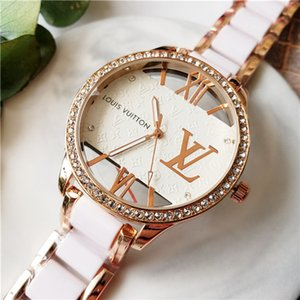 New Fashion Watch VV Luxury Women's and Men's Watches 40mm Transparent Shell Fashion Brand Watch on Sale