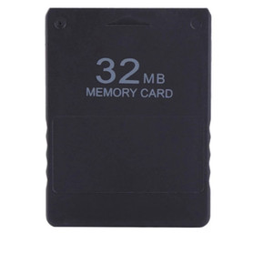 Wholesale High Quality Memory Card 8M 16M 32M 64M 128M Save Game Data Stick Module for Sony PS2 PlayStation