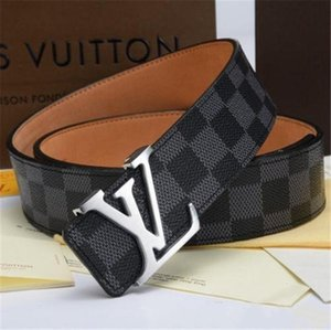 Wholesale Wholesales Mens Belts Designers Belt Luxary Belt Leather Business Belts Women Big Gold Buckle