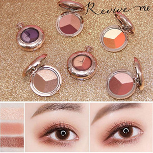 Make Up Tool Pocket Watch Eye Shadow Tray Natural Shimmer Matte Eyeshadow Palette Brand Professional Makeup Pallete