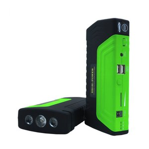 Wholesale New Car Stater v Car Jump Starter Multifunction Power Bank Cellphone laptop notebook Charger Car Charger