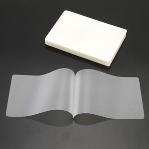 "100pc 7Mic A7 80*110mm 3.15""*4.33"" Clear Laminator Hot Laminating Pouches Sheets on Sale"