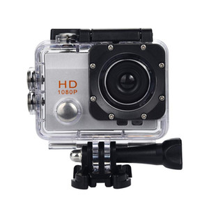 New Fashion Sports Camera Waterproof Camera HD 1080P Sports Action DVR Cam DV Video Camcorder with USB Cable l0818#3