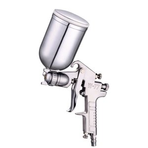 Wholesale Pressure W Spray Gun mm Hand Sprayer Automotive Painting Furniture Spray Gun