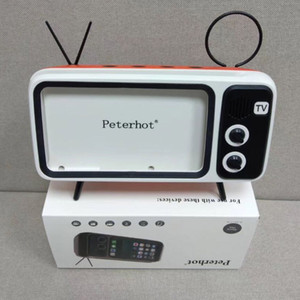 Wholesale PTH800 Peterhot Plays Mobile Phone and Watches Computer Bluetooth Speaker Bass TV Speaker Mobile Phone Outdoor Small Sound