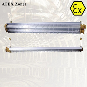 Wholesale ATEX explosion proof led tube FT m led tube for hazardous area lighting AC110V V V linear high bay light