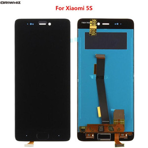 Wholesale ORIWHIZ For Xiaomi Mi s LCD Standard version Screen Digitizer Full Assembly Replacement repair parts for Xiaomi mi S no frame