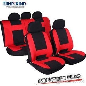 DinnXinn 111191F9 Buick 9 pcs full set sandwich baby car seat cover with zipper Wholesaler China on Sale
