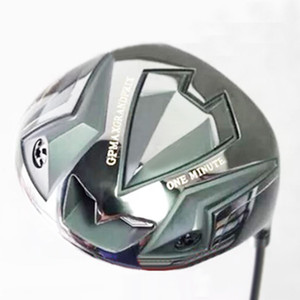 Wholesale one driver resale online - New Golf clubs GRAND PRIX ONE MINUT Golf driver loft Driver clubs Graphite shaft R S SR Freeshipping