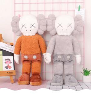45CM Popular ins kaws x BFF fashion brand plush doll