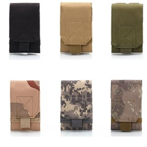 Wholesale Mounchain Universal Outdoor Multi Function Army Tactical Portable Waterproof D Nylon Mobile Phone Pouch Holster Case Bag Belt