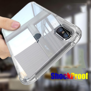 Wholesale Hot Sale For iphone pro pro Max Cover Software TPU Soft Clear Cases iPhone XS Max XR S S Transparent Silicone Cover