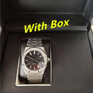 luxury watch 41mm ROYAL OAK 15400ST Automatic watch Box papers Ceramic bezel 2813 movement Wristwatches mens watches watch watches