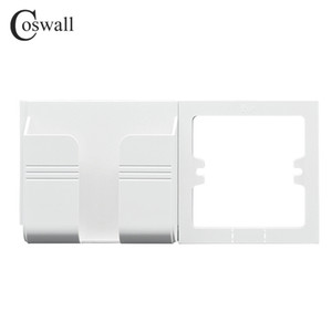 Phone Holder Coswall Wall Socket Smartphone Accessories Stand Support For Mobile Phone Every Brand Phone Holder