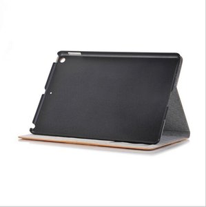 Wholesale New arrival PC leather folio stand tablet case cover for Apple ipad pro