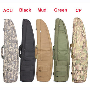 Wholesale 70CM CM CM Military Equipment Tactical Gun Bag Nylon Hunting Airsoft Bag Shooting Sniper Rifle Gun Case Protection Bags