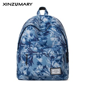 Wholesale New Fashion Soft Fabric Backpack women Polyester Design Multi Function Gift Backpack Female Ladies Shoulder Bag Girl Purse totes