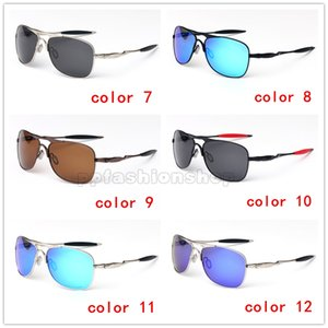 Wholesale Croshair Polarized brand Sunglasses Scrub Black mm Sunglasses Rubber Case Glasses Legs New Anti fragment Sunglasses