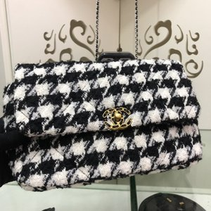 Fashion Houndstooth Handbag 2019 Newest Ladies Shoulder Bag INS Style Women Crossbody Bag for Party Club on Sale
