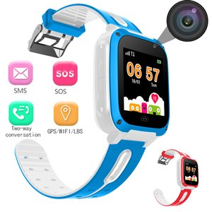 Bangwei Children Intelligence Game Smart Watch Child Anti-lost Lbs Locator Baby Safe Distance Kid Watch Led Color Touch Screen J190523