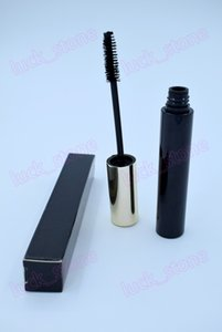 Wholesale single pack black mascara no logo accept your logo print eye make up High Quality D Fiber Private Label NEW mascara cream