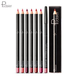 36 Colors Lip Liner Pencil Matte lipstick set Waterproof Long Lasting Matt Nude labial line natural moisturizing ingredients outline lip pen