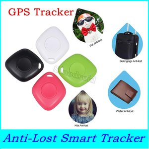 Wholesale cell phone theft alarm resale online - Anti Lost Theft Device Alarm Bluetooth Remote GPS Tracker Child Pet Bag Wallet Key Finder Phone Box Search Finder